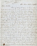 Letter from Augustin Hibbard to Brother [William Hibbard], 1863 Sept. 25