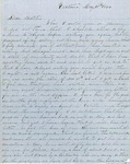 Letter from Augustin Hibbard to [William Hibbard] 1864 May 30 by Augustin Hibbard