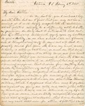 Private Letter from Augustin Hibbard to [William Hibbard] 1865 Feb. 4 by Augustin Hibbard