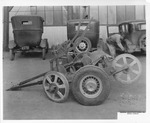 Agricultural Machinery - Calif - Stockton: Harris Manufacturing Co., Disc plow
