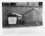 Agricultural Machinery - Calif - Stockton: Harris Manufacturing Co., Refrigeration unit, with motor, on small wheels