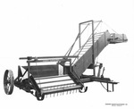 Agricultural Machinery - Calif - Stockton: Harris Manufacturing Co., Harvester