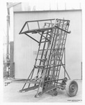 Agricultural Machinery - Calif - Stockton: Harris Manufacturing Co., Bale loader
