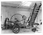 Agricultural Machinery - Calif - Stockton: Harris Manufacturing Co., Harvester and baler