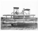 Agricultural Machinery - Calif - Stockton: Massey - Harris Manufacturing Co., Combine or harvester