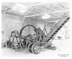 Agricultural Machinery - Calif - Stockton: Marion Beet Harvester indoors
