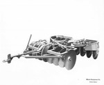 Agricultural Machinery - Calif - Stockton: Moore Equipment Co., Disc - plow or disc - harrow assembly
