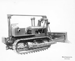 Agricultural Machinery - Calif - Stockton: Moore Equipment Co., Caterpillar tractor