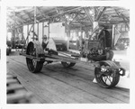 Agricultural Machinery - Calif - Stockton: unidentified factory with unidentified machine