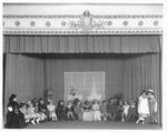 Amateur Theatricals - Stockton: A cast photo