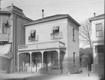 "Dwellings - Stockton: ""Unfurnished rooms"" [Cofee], [German Restaurant] 811"