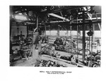Agricultural - Implements - Trade & Manufacture - Stockton: Benjamin Holt  Experimental Shop, date of death December 05, 1920