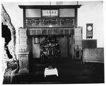 Chinese - Stockton: Chinese temple, interior, Hunter St.
