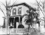 Dwellings - Stockton: [David S. Terry Home, Fremont St. & Center St.]