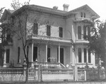 Dwellings - Stockton: [Home of George & Hannah Gray, Fremont between San Joaquin St. & Sutter St.]