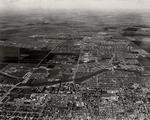 Stockton - Views - 1960 - 1980: North Stockton from 2500 feet