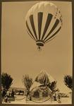Stockton - Centennial  Celebration: Bicentennial revealing of Webber Point Boulder and Plaques, inspired by Centennial Baloon