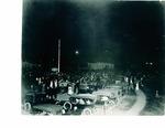 Stockton - Festivals etc.: Night event along heavily congested road