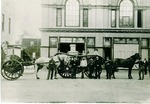 Stockton - Fires and Fire Prevention Before 1900: Eureka Fire Engine Number 2 and Crew