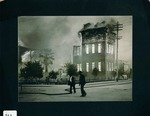 Stockton - Fires and Fire Prevention 1900-1910: Burning Buildings