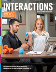 Interactions 2018 by Thomas J. Long School of Pharmacy and Health Sciences