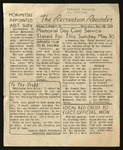 The Recreation Recorder
