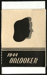 1944 Onlooker (Amache High School Yearbook) by Students of Amache High School