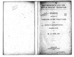 Hetch Hetchy Damming Scheme. by John Muir Bibliography Resource