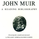 John Muir's Studies in the Sierra. Edited by William E. Colby