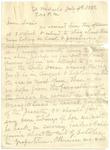 1881 July 4 JM to Louie p1a