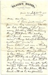 1875 July 31 JM to Mrs Carr p1