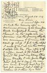 1893 Aug 28 JM to Louie p1