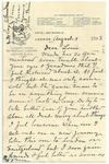 1893 Aug 8 JM to Louie p1