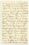 1893 Aug 8 JM to Wanda p2