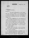 Letter from R[obert] U[nderwood] Johnson to John Muir, 1896 Nov 14.