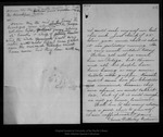 Letter from Anna Galloway Eastman to John Muir, 1894 Jan 26.