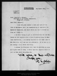 Letter from R[obert] U[nderwood] Johnson to Charles Sprague Sargent, 1896 Sep 30.