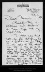 Letter from R[obert] U[nderwood] Jhonson to John Muir, 1896 Jul 11.