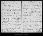 Letter from [author unknown] to John Muir, 1895 Feb 27. by [author unknown]