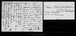 Letter from [author unknown] to John Muir, 1895 Dec 23. by [author unknown]