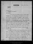 Letter from Thos. R. Bscon to John Muir, 1894 Aug 16.