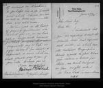 Letter from Gardiner G. Hubbard to John Muir, 1894 Jun 27.
