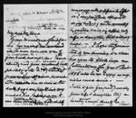 Letter from David Douglas to John Muir, 1894 Dec 14.