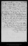 Letter from C[harles] W[alter] Carruth to John Muir, 1894 Feb 12.
