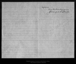Letter from Joseph Le Conte to John Muir, 1894 Oct 20.