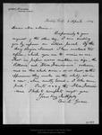 Letter from Edw. L. Greene to John Muir, 1894 Apr 6.