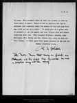 Letter from R[obert] U[nderwood] Johnson  to John Muir, 1896 May 4.