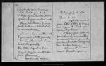 Letter from [Ann G. Muir] to Dan[iel H. Muir], 1894 Jul 9. by [Ann G. Muir]