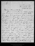 Letter from John Howitt to John Muir, 1896 Sep 30.