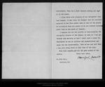 Letter from Henry K. Abbot to John Muir, 1896 Dec 16.